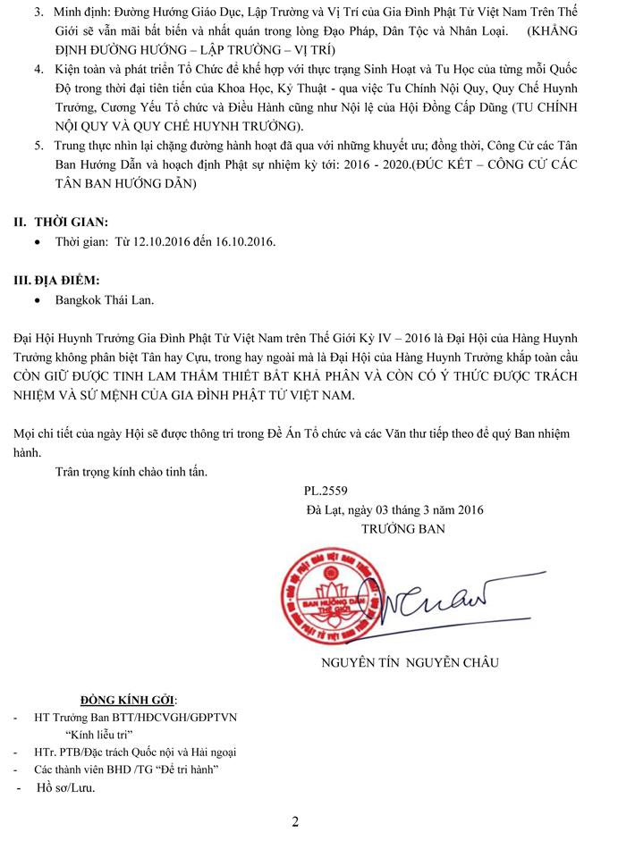 thong-tu-to-chuc-dai-hoi-huynh-truong-gdptvn-tren-the-gioi-ky-iv-2016-2